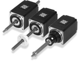 Stepper Actuator Double Stack