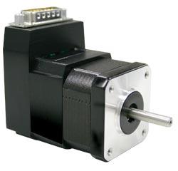 Stepper motors integrated solutions servodrive for Integrated servo motor and drive