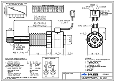 Motor Data Sheet on lm337 datasheet