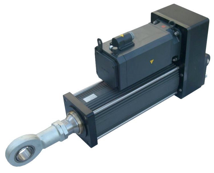 High power servo actuator servodrive for Servo motor linear actuator