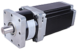 Stepper Motor with Planetary Gearbox