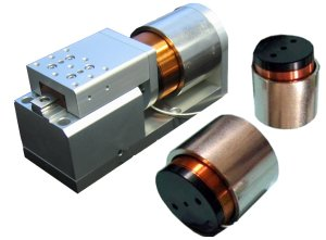 Voice coil linear motors servodrive for Linear voice coil motor
